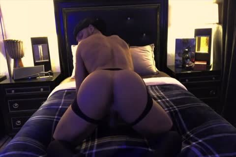Showing Off His ass