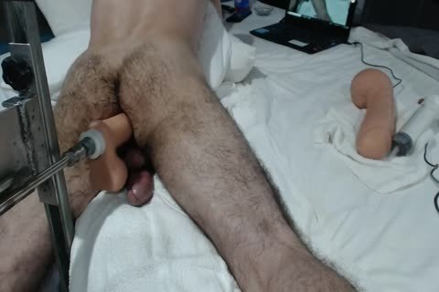 13+ CREAMY butthole ORGASMS+ monstrous SHOOTING LOAD WITH slam MACHINE