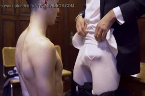 MormonBoyz - Ripped Missionary twink Permeates A Powerful Priests stunning anal