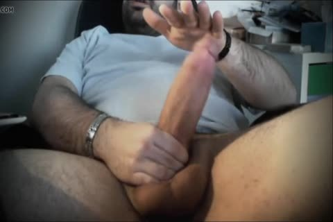 CAM4's French enormous cock Bear: ACHROME