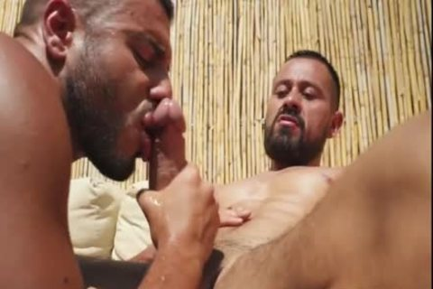 large penis daddy Dy Cristian Sam pounds Jake Cook