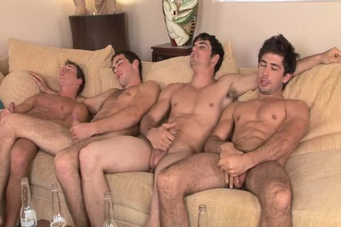 Buddy Davis, Dax Mathews, Max Cruz, Christian Sharp