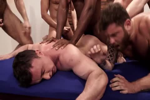Ganged gangbanged And pounded Part 1