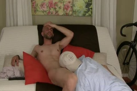 stunning blow And cumshot From Straight chap!