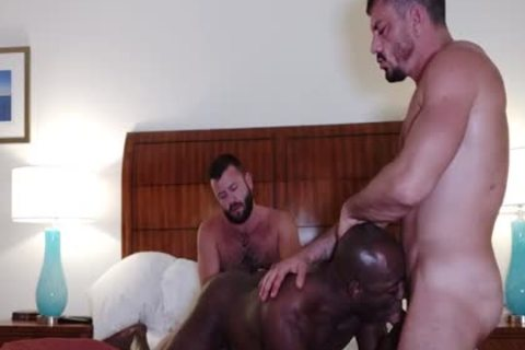 AARON TRAINER - JOE GILLIS & LEO GRIN - THE ideal threesome