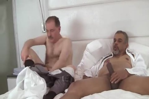 Phil And Tancredo plough undressed