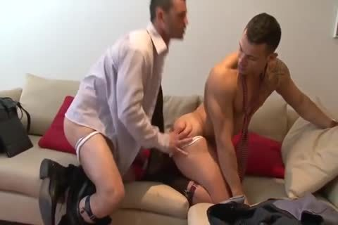 Spanish Hunks In Suits With gigantic knobs fuck