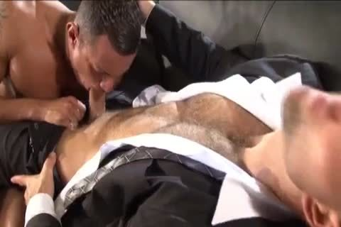 guys In Suits banging 1