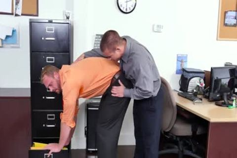 GRAB pooper - new Employee acquires Broken In By The Boss, Adam Bryant