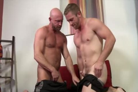 mature To Perfection With Scott Riley & Killian Knox