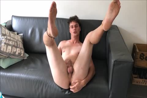 mature lad Satisfies young man In POV