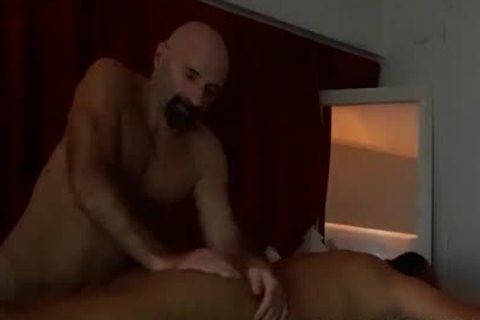 naked EROTIC MASSAGE FOR men By Nudemassage