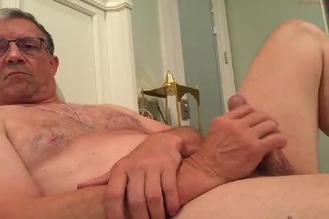 large Dicked dad wanking 010