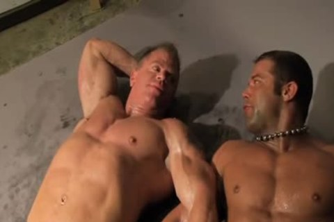 Rick Hammersmith Muscle Worshipped Then plowed By Darius Soli