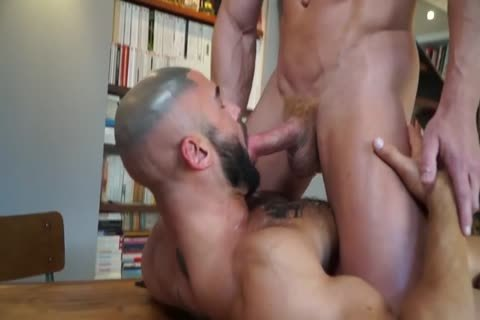 bareback gays likes To plow hardcore In The pooper