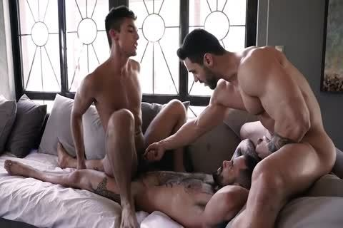 bare three-some Pornstars