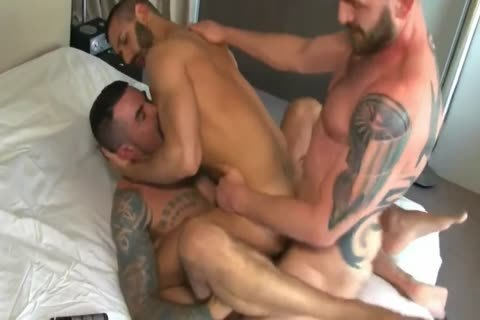 butthole I Ordered The bareback lad 3Way With double penetration