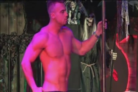 Hooked On Strippers - The Night before Halloween 2015