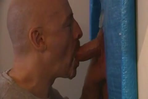 kinky sucking Action At The Homemade Glory hole