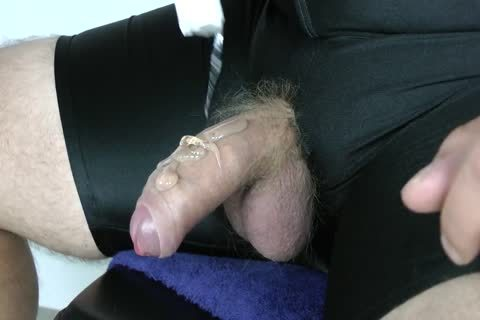 German naughty homosexual non-professional Masturbates And sperm In His Suit
