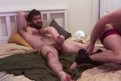 VERBAL shaggy dad TELLS HOOKUP that chap'S gonna NUT INSIDE