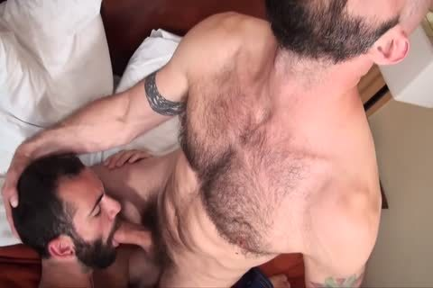Sweaty raw engulf And hammer Threeway