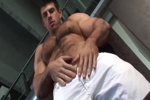 Zeb Atlas hairy Muscle animal