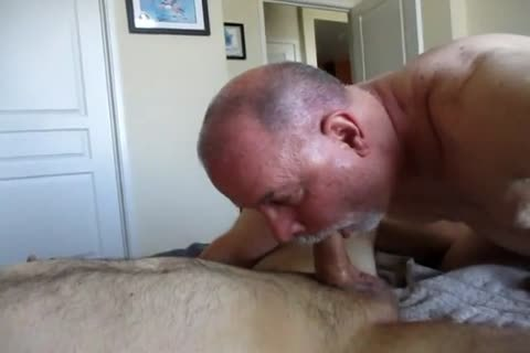 beefy Bud's Last blowjob And Very First teat Workover.