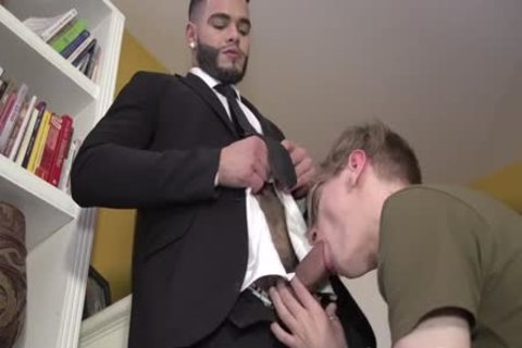 Latino With large bulky cock And Hard Balls bonks Blond twink bare