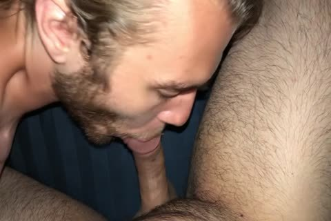 DOUBLE ball cream flow On My spouse With Facial And cum gulp In bed