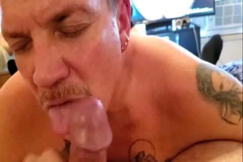 Draining large Daddy's Straight knob