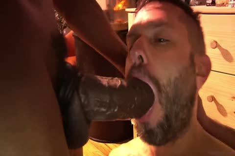 sucking A enjoyable biggest black penis