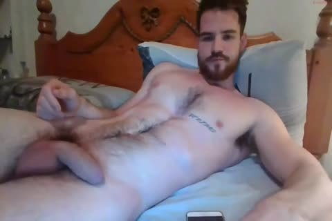 man With gigantic penis Solo By web camera