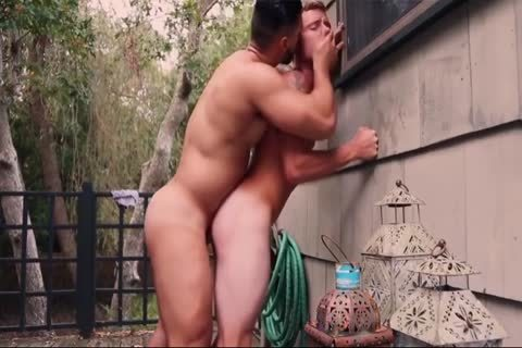 lovely Military men Go lusty In A gay butthole poke Fest orgy