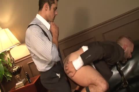Suited Dirk Takes A biggest penis