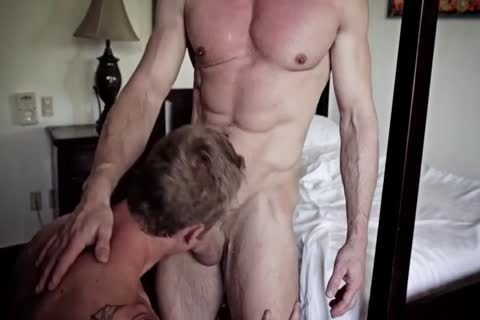 GayRoom Smooth booty Sleeper Awakens For A massive booty nailing