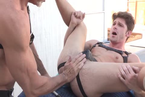 Dallas bonks Devin bare And Fists Him