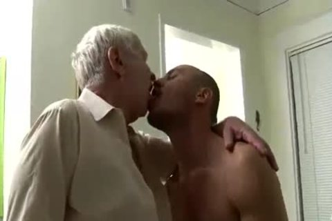 enjoyable old chap & Younger Having Sex