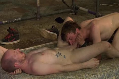 homosexual twink Sub Endures rough ass sex From Deviant slavemaster