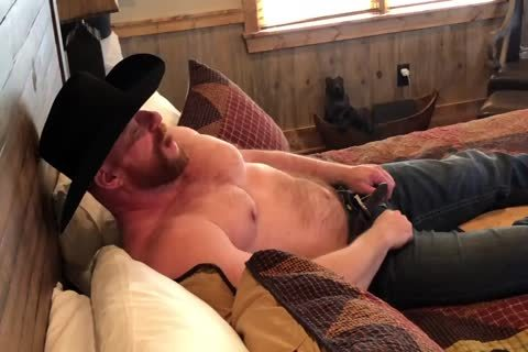 Daddy & Sons bare Cowboy Flip fuck