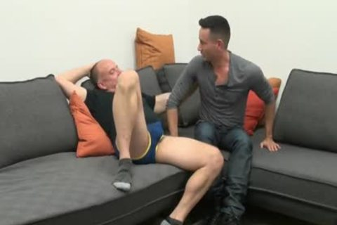 young guy Sucks & acquires hammered By daddy Daddy