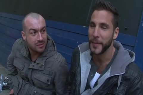 Jonathan Agassi And Thierry Lamasse