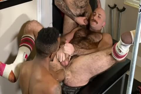 Interracial Fisting And raw Sextape