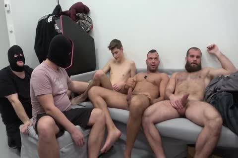thirty boys sperm Party Scene 5