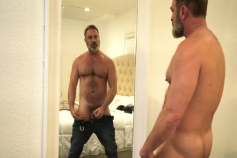 hairy Stepdad plows sexy twink