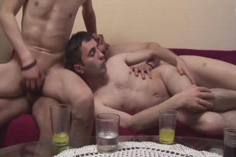 love juice dick - bunch Of Local Amateurs enjoyment homo Sex