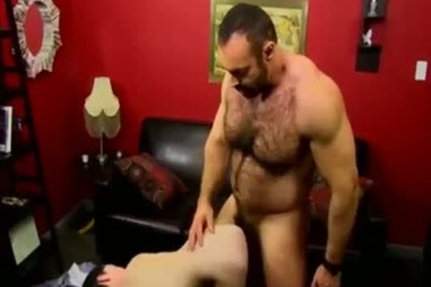 sleazy Daddy Stuffs A twink With His gigantic penis - Benjamin Riley At twink 18 Tube