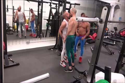 Gym Fuckers