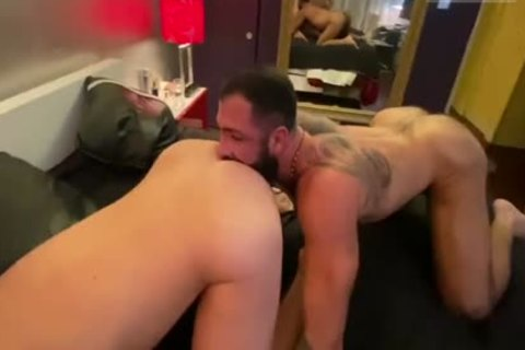 three-some unprotected PART 1