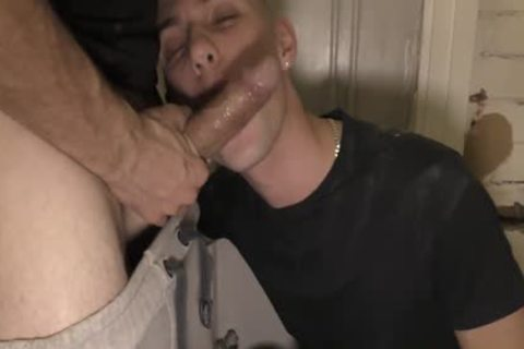 Mike Moves In And Josh Given BIGGEST LOAD 4 Me To spooge-rim His Spunky gap